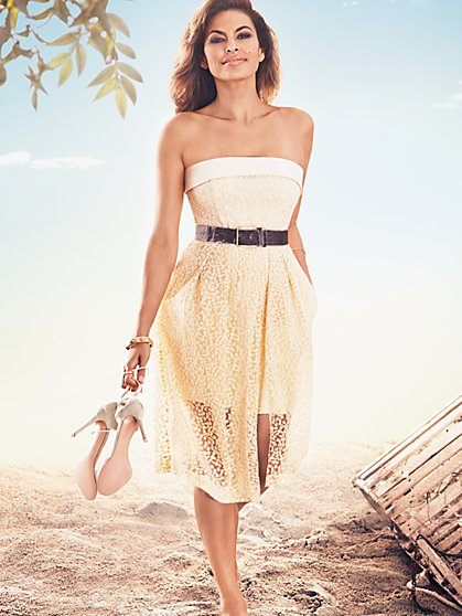 Eva Mendes Collection - Rosana Dress -Tall - New York & Company