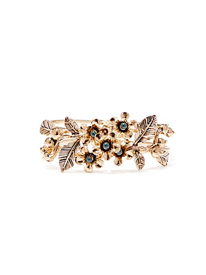 Eva Mendes Collection - Rosette Hinge Bracelet  - New York & Company
