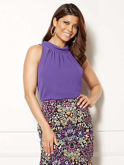 Eva Mendes Collection - Sabrina Blouse - New York & Company