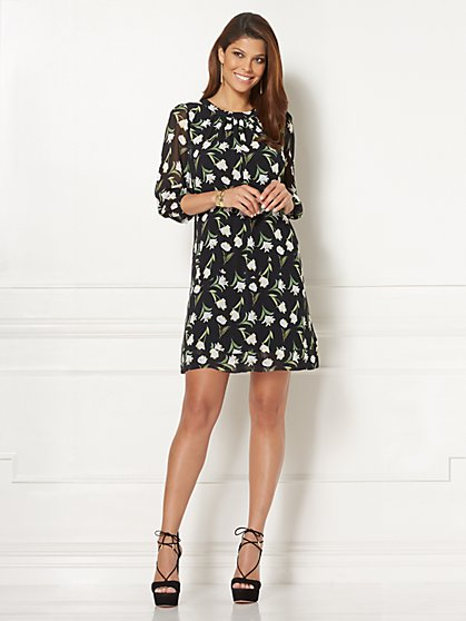 Eva Mendes Collection - Sabrina Dress - Tall - New York & Company