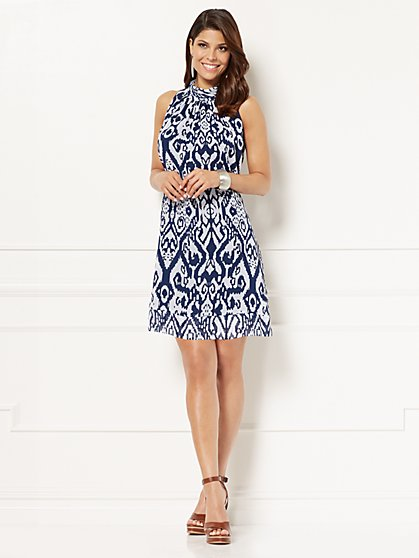 Eva Mendes Collection - Sabrina Halter Dress - New York & Company