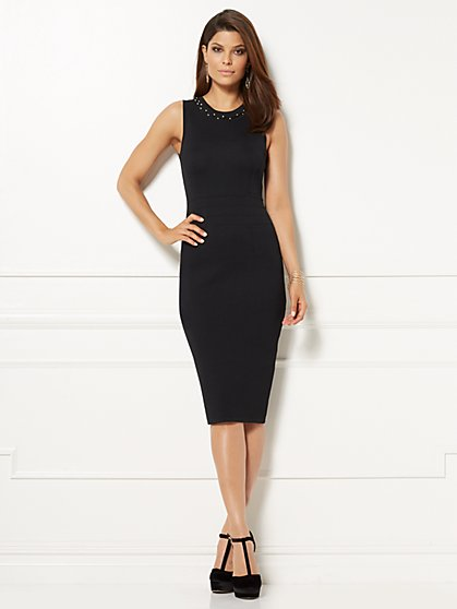 Eva Mendes Collection - Salome Bow Dress - New York & Company