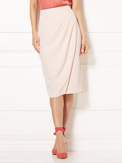 Eva Mendes Collection - Scarlet Skirt - Petite - New York & Company