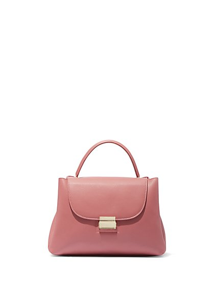 Eva Mendes Collection - Small Satchel  - New York & Company