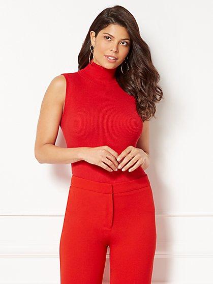 Eva Mendes Collection - Sondra Turtleneck Sweater - New York & Company