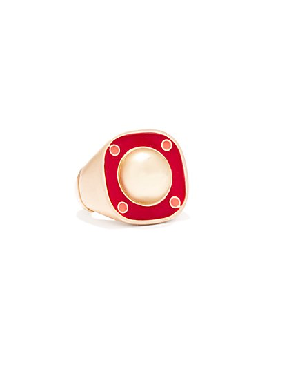 Eva Mendes Collection - Square Ring  - New York & Company