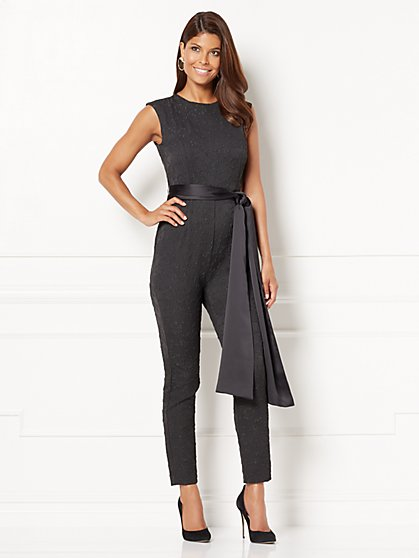 Eva Mendes Collection - Taline Jumpsuit -Tall - New York & Company