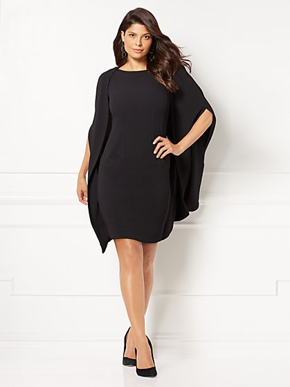 Eva Mendes Collection - Tessa Cape Sheath Dress - New York & Company