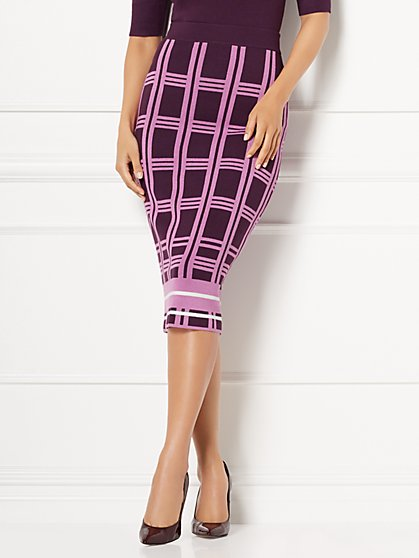 Eva Mendes Collection - Vera Sweater Skirt - New York & Company