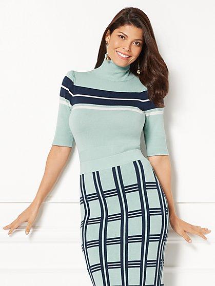 Eva Mendes Collection - Vera Turtleneck Sweater - New York & Company
