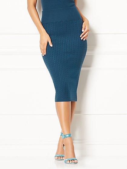 Eva Mendes Collection - Viviana Sweater Skirt - New York & Company