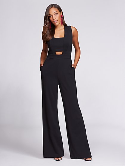 Gabrielle Union Collection – Cut Out Jumpsuit - New York & Company
