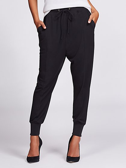 Gabrielle Union Collection - Jogger Pant - Black - New York & Company
