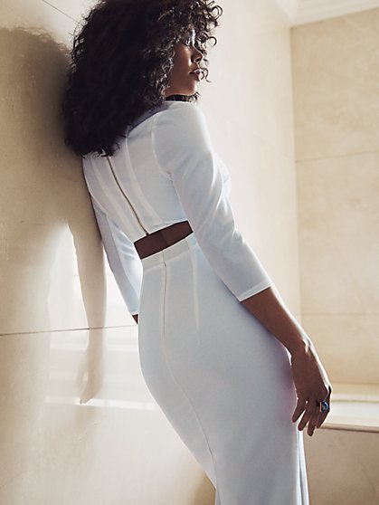 Gabrielle Union Collection - Long-Sleeve Dress - New York & Company