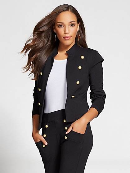 Gabrielle Union Collection - Military Jacket - New York & Company