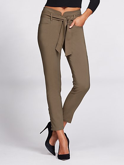 Gabrielle Union Collection - Tapered Pant  - New York & Company