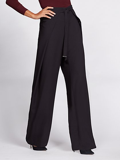 Gabrielle Union Collection - Wrap Pant - New York & Company