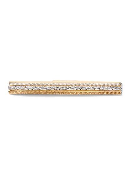 Glittering Wrap Bracelet  - New York & Company