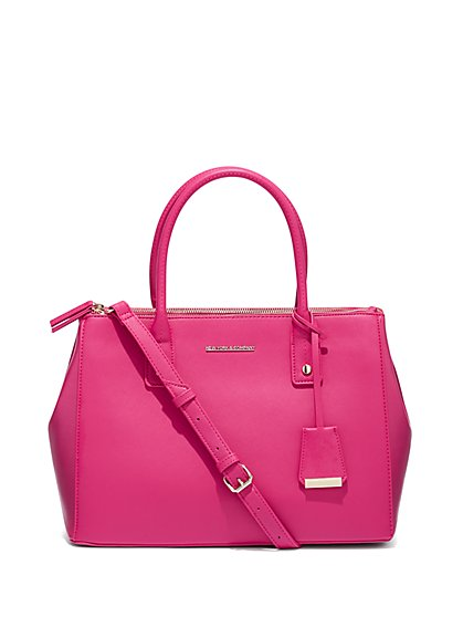 Gramercy Collection Large Satchel  - New York & Company