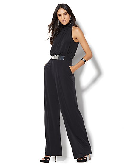 Halter Jumpsuit  - New York & Company