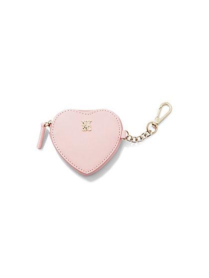 Heart Coin Purse  - New York & Company