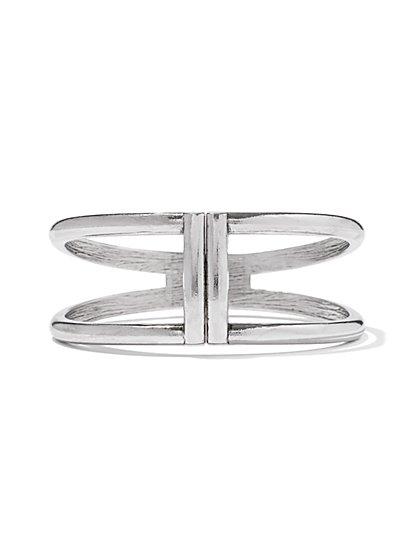 Hinge Cuff Bracelet  - New York & Company