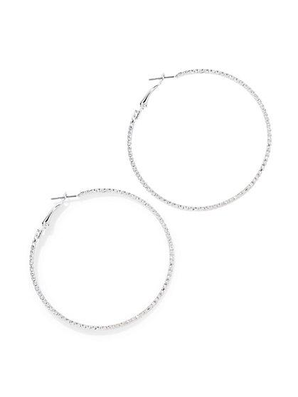 Hoop Earring  - New York & Company