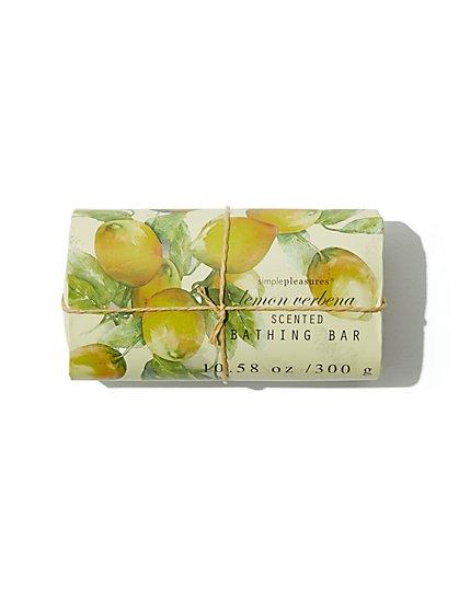Lemon Verbena Soap - New York & Company
