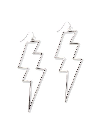 Lightning Bolt Drop Earring - New York & Company