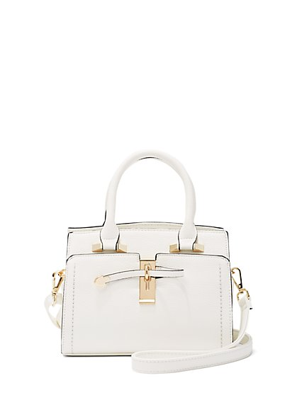 Lock Mini Bag  - New York & Company