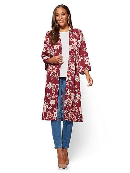 Long Kimono  - New York & Company