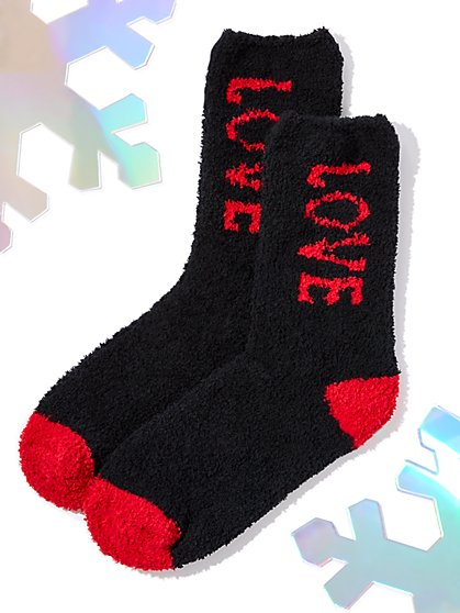 Message Cozy Sock - New York & Company