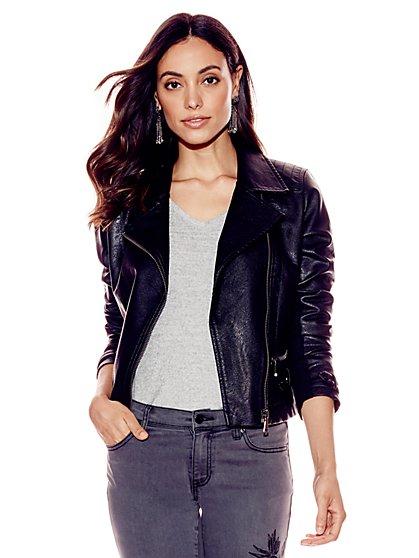 Moto Jacket - New York & Company