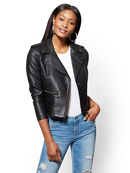 Moto Jacket - New York & Company