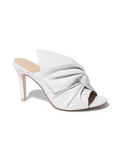 Mule Sandal  - New York & Company