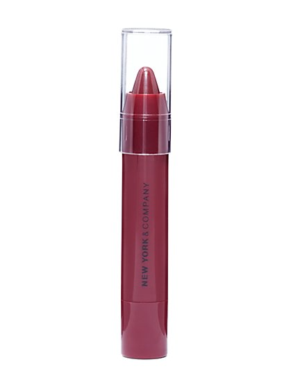 NY&C Beauty - Lip Crayon - Crimson  - New York & Company