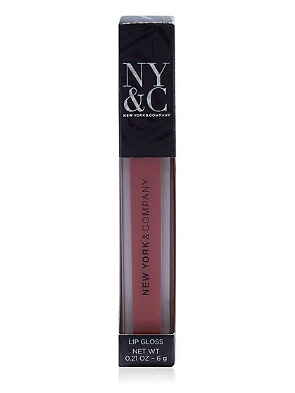 NY&C Beauty - Lip Gloss - Nude - New York & Company