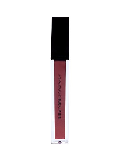 NY&C Beauty - Lip Gloss - Scarlet  - New York & Company
