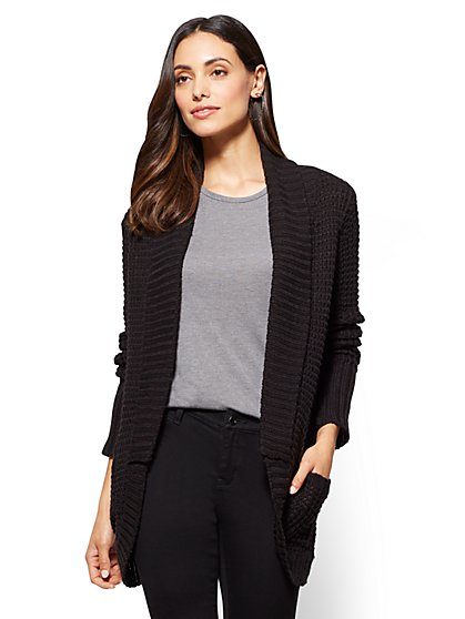 Open-Front Cardigan - New York & Company