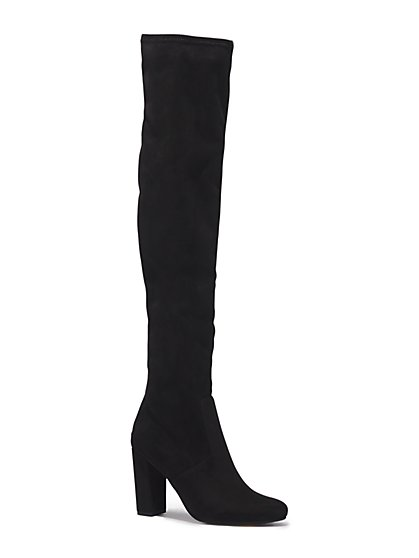 Over-The-Knee Boot - New York & Company