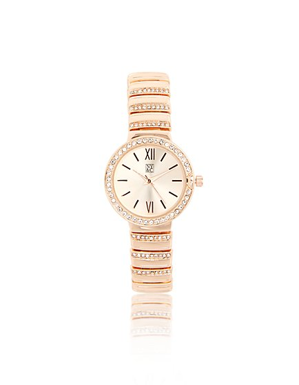 Pave Accent Watch - New York & Company