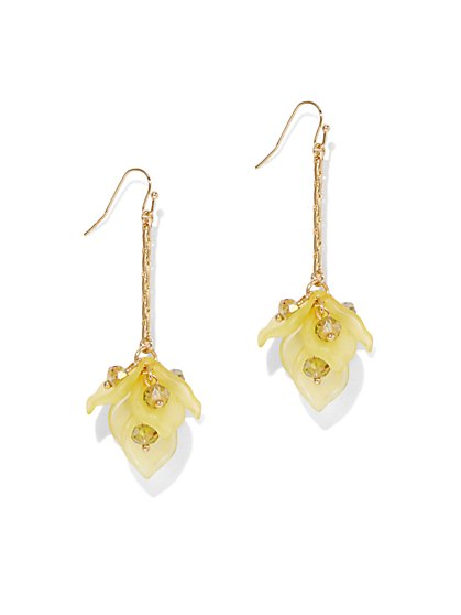Petal Drop Earring - New York & Company