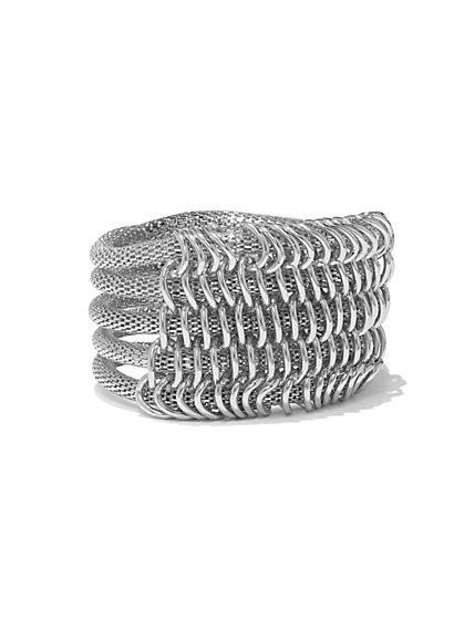Polished Stretch Bracelet - New York & Company