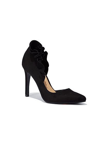 Ruffled Pump - New York & Company
