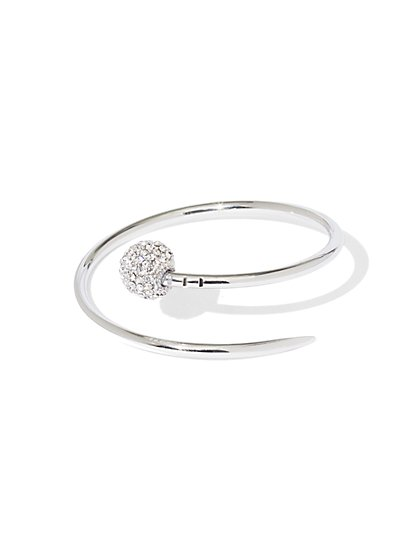 Shimmering Bangle Bracelet  - New York & Company
