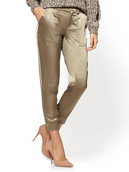 Silky Jogger Pant - New York & Company