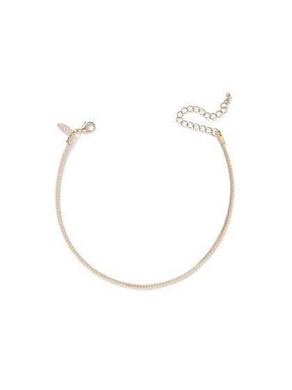 Skinny Choker Necklace - New York & Company