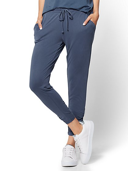 Slim Crop Jogger - New York & Company