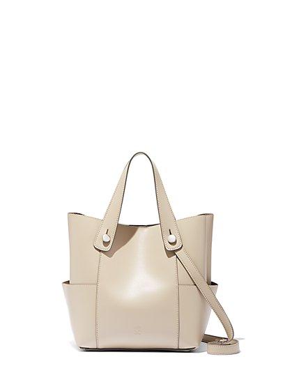 Small Crossbody Tote Bag  - New York & Company
