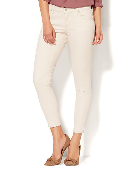 Soho Jeans - Ankle Legging - New York & Company